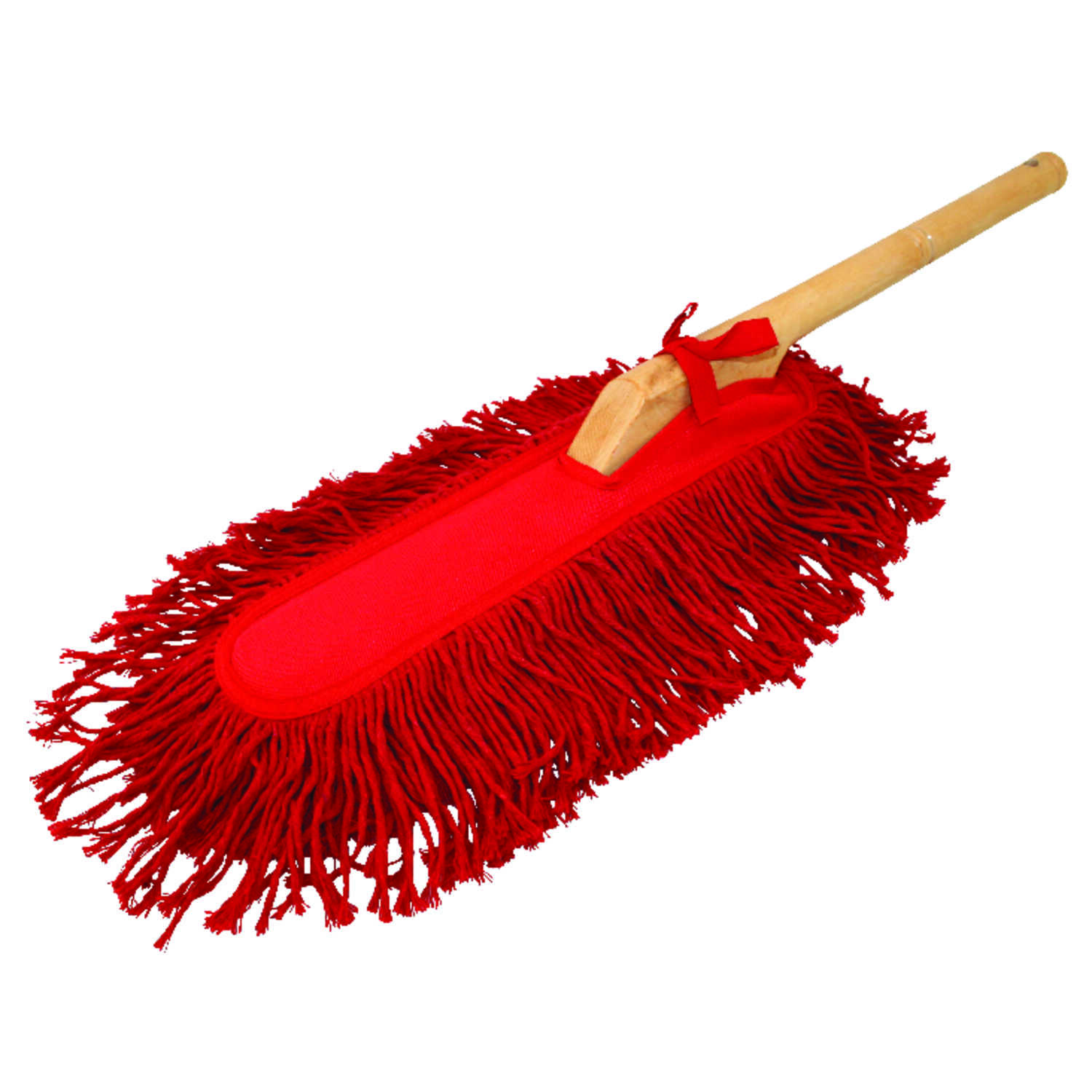 Carrand  Cotton Fibers  Duster  24 in. L 1 pk
