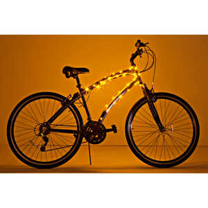 Brightz Ltd.  CosmicBrightz  LED Bicycle Light Kit  ABS Plastics/Electronics  1 set