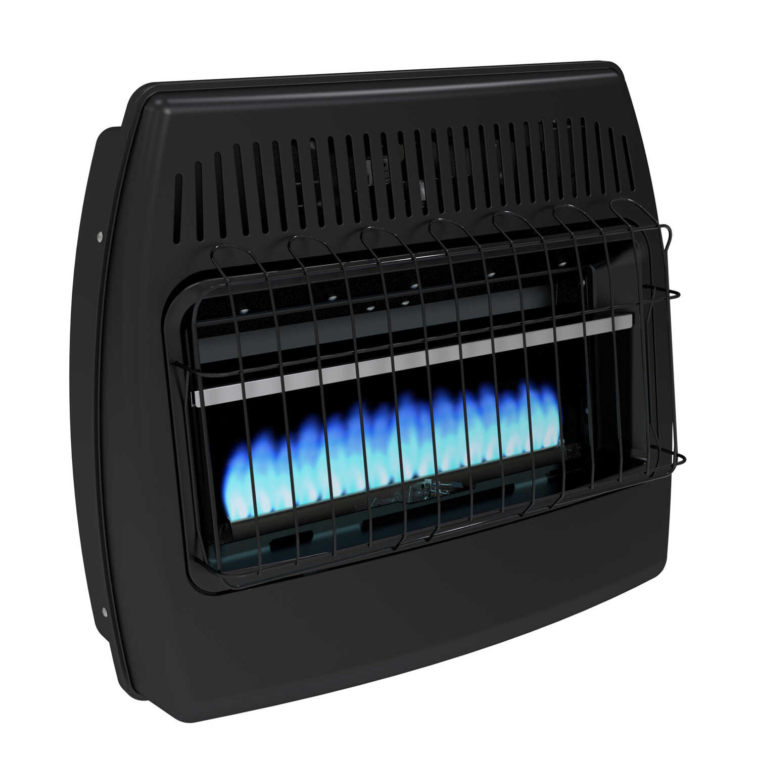 Dyna-Glo  Blue Flame Garage  1000 sq. ft. 30000 BTU Natural Gas/Propane  Wall Heater