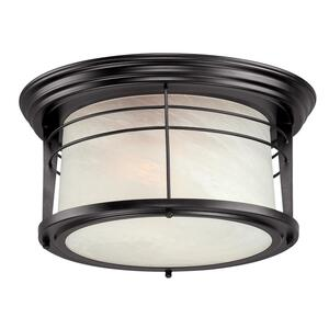Westinghouse  Senecaville  7-1/2 in. H x 13-1/4 in. W x 13.25 in. L Ceiling Light