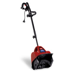 Toro  Power Shovel  12 in. W 4 cc Single-Stage  Electric Start  Electric  Snow Blower
