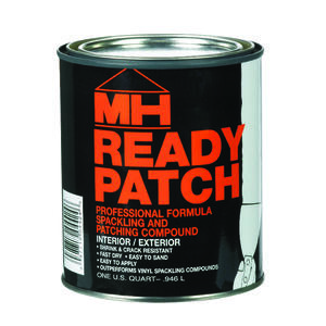 Ready Patch  Ready to Use White  Spackling Compound  1 qt.