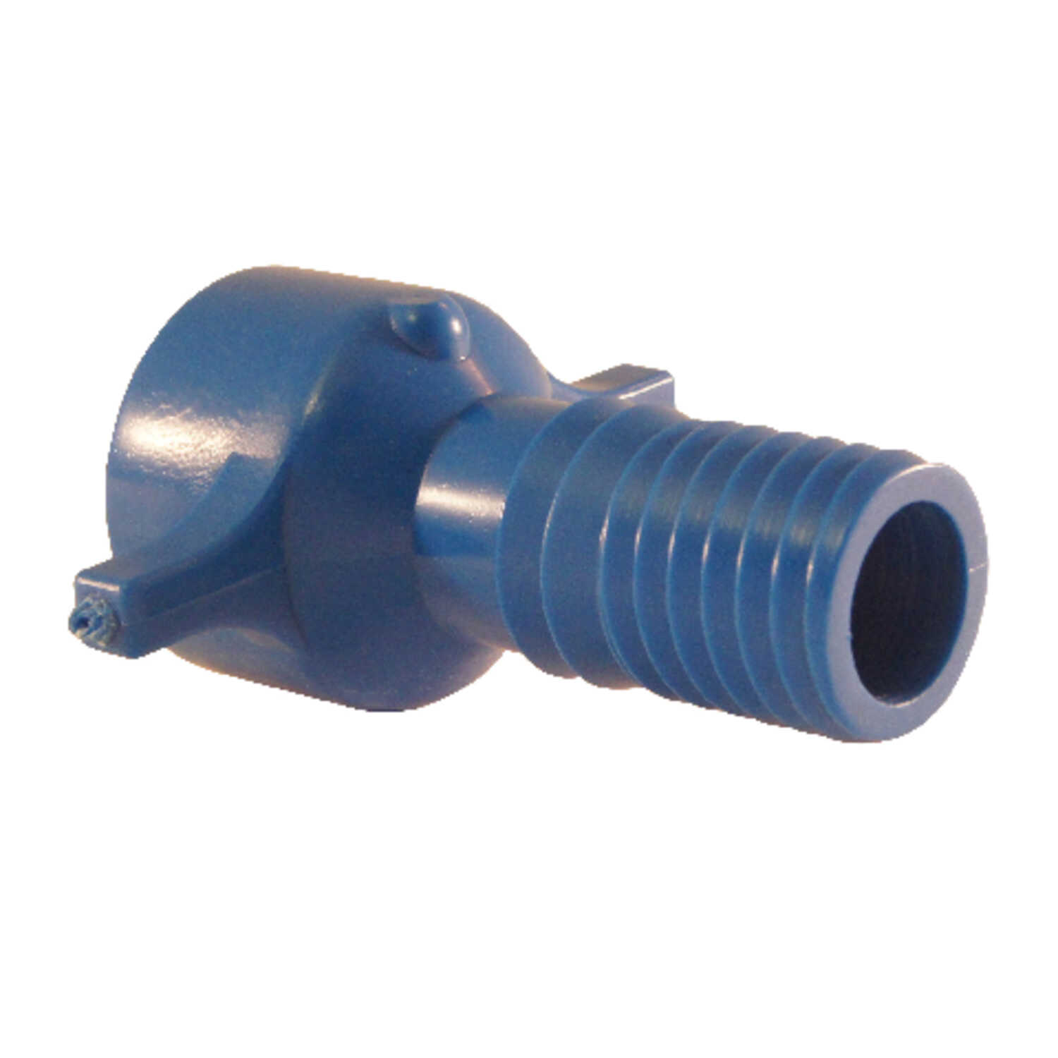Blue Twisters  3/4 in. Insert   x 3/4 in. Dia. FPT  Polypropylene  Female Adapter