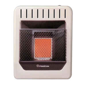 ProCom  500 sq. ft. Natural Gas/Propane  Wall Heater