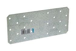 Simpson Strong-Tie 7 in. H x 0.06 in. W x 3 in. L Galvanized Steel Tie Plate