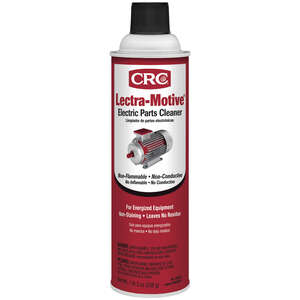 CRC  Chlorinated Nonflammable Lectra Motive Cleaner  20 oz.