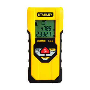 Stanley  100 ft. L x 5.1 in. W Distance Measure  Yellow  1 pc.