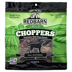 Redbarn  Naturals  Beef  Grain Free Chews  For Dog 10 in. 1 pk