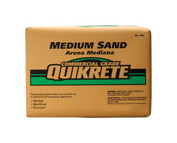 Quikrete  Brown  Medium Grade Sand  50 lb.