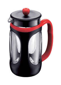 Bodum  Young  34 oz. Red  French Press