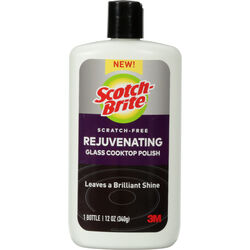 Scotch-Brite Glass Cooktop Cleaner 12 oz. Liquid