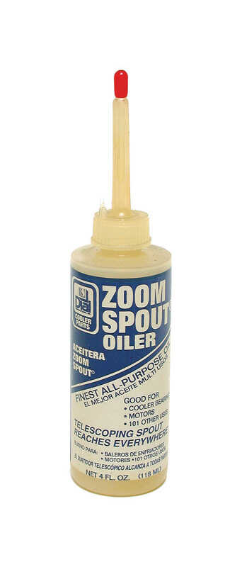 Dial  Zoom Spout  Oil  White  Evaporative Cooler Oil
