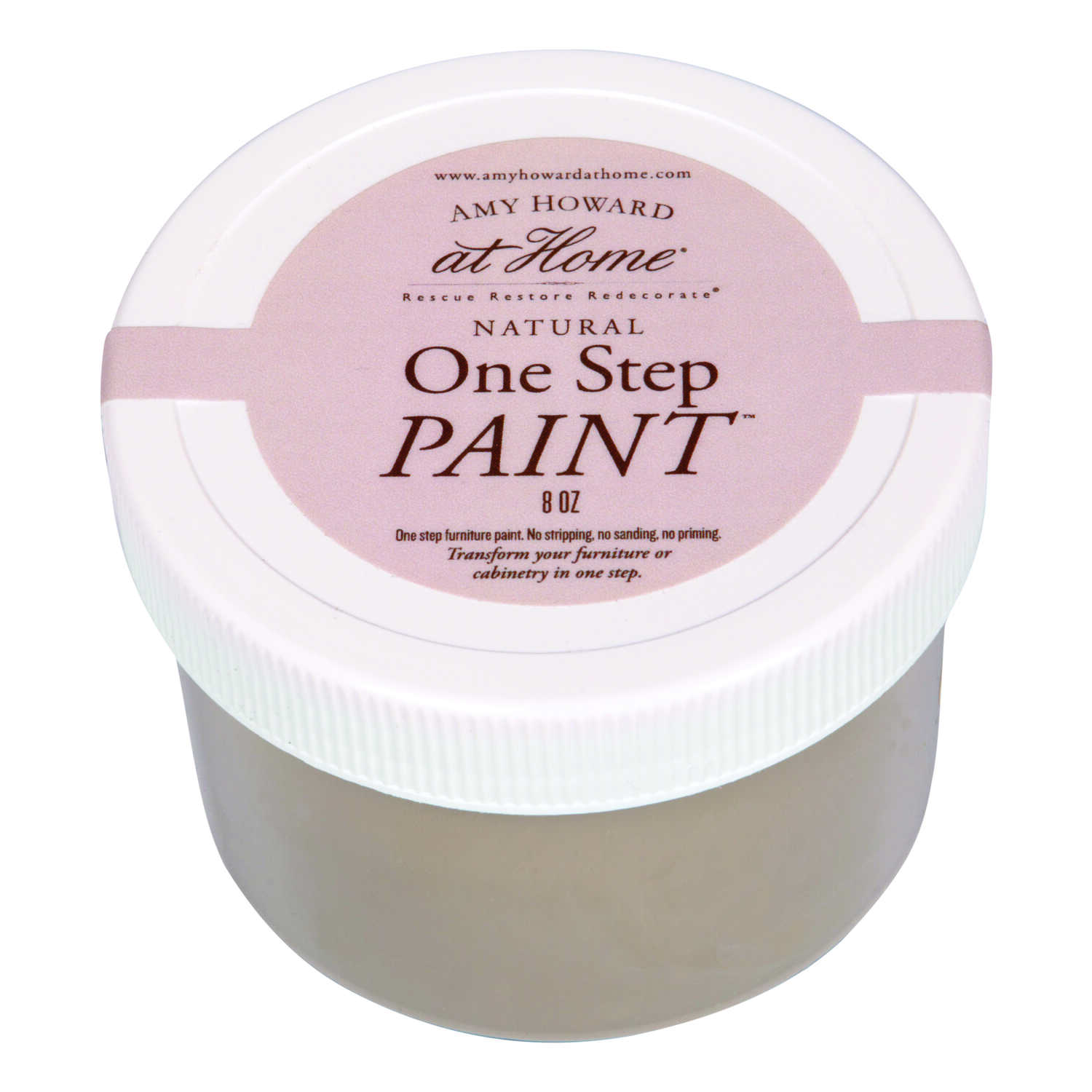Amy Howard at Home  Flat Chalky Finish  Kembel  One Step Paint  8 oz.