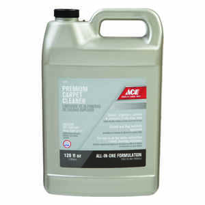 Ace  Premium  Pleasant Scent Oxy Carpet Cleaner  128 oz. Liquid  Concentrated