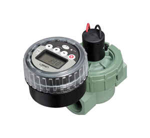 Orbit  Programmable 4 zone Sprinkler Timer with Valve