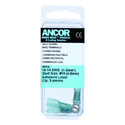 Ancor-Marinco Heat Shrink P Ring Terminal Copper