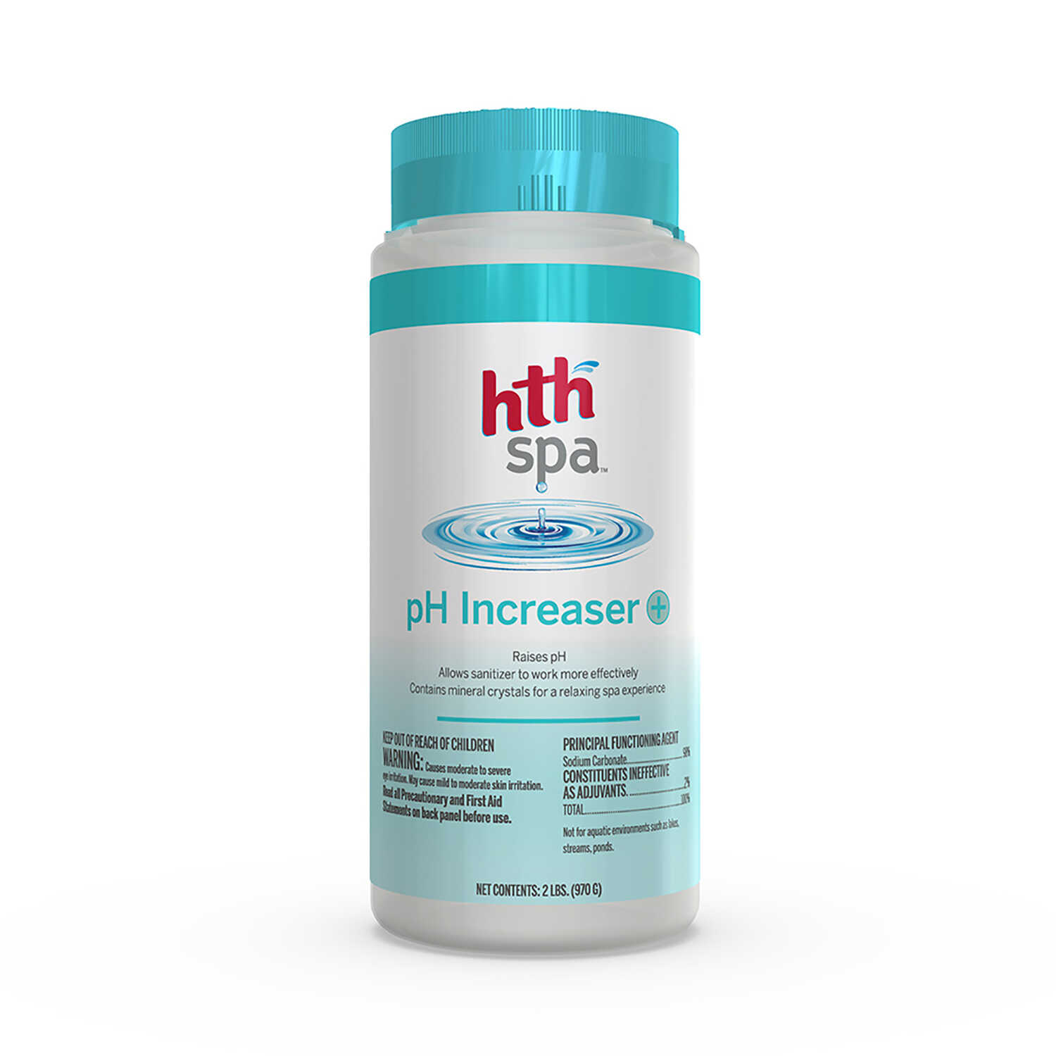 hth  Spa  pH Plus  2 lb.