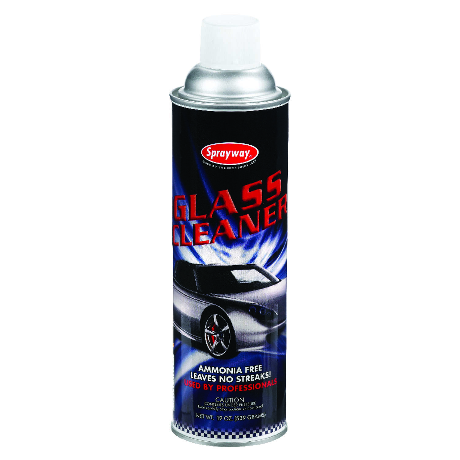 Sprayway Auto Glass Cleaner Foam 19 oz.