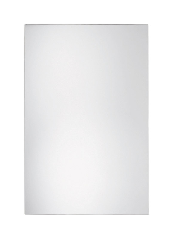 Erias  Mirror  Single  Mirror Tile  36 in. W x 24 in. L x 1/8 in.