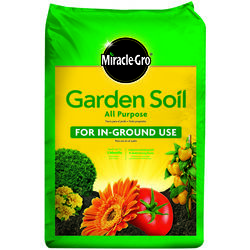 Miracle-Gro  All Purpose for In-Ground Use  Garden Soil