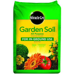 Miracle-Gro  All Purpose  1 cu. ft. Garden Soil