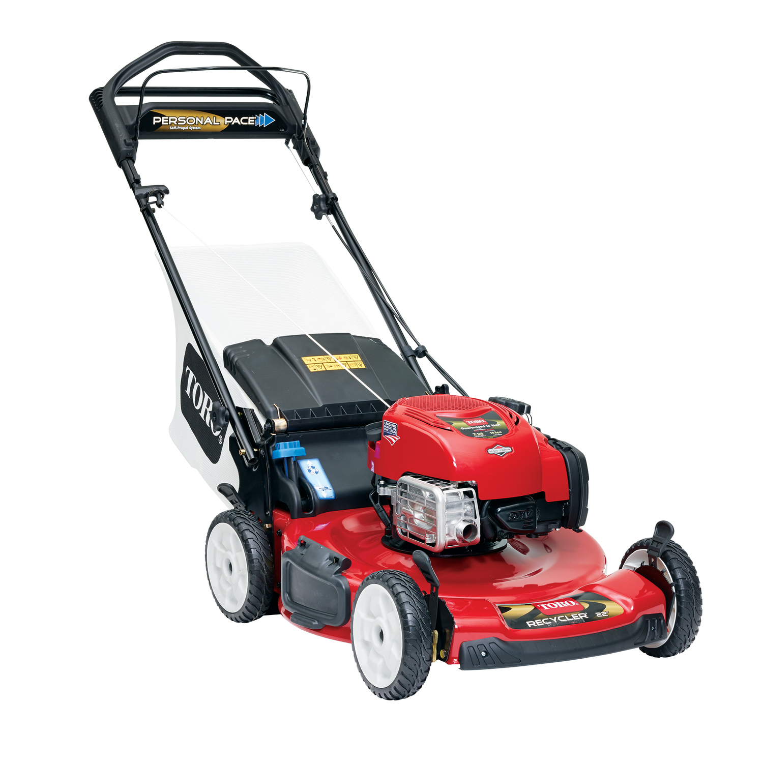 Ace Hardware Riding Lawn Mower Wiring Diagram Trusted Husqvarna Toro Personal Pace 22 In W 163 Cc Self Propelled Mulching