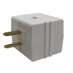 Ace  Polarized  3 outlets Cube Adapter  1 pk