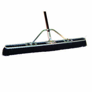 DQB  Push Broom  36 in. W x 60 in. L Polypropylene