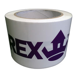 REX 3 in. W x 165 ft. L High Performance Housewrap Seam Tape