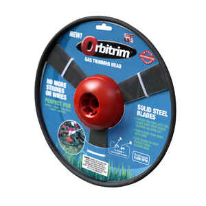 Orbitrim  11 in. Dia. Trimmer Blade