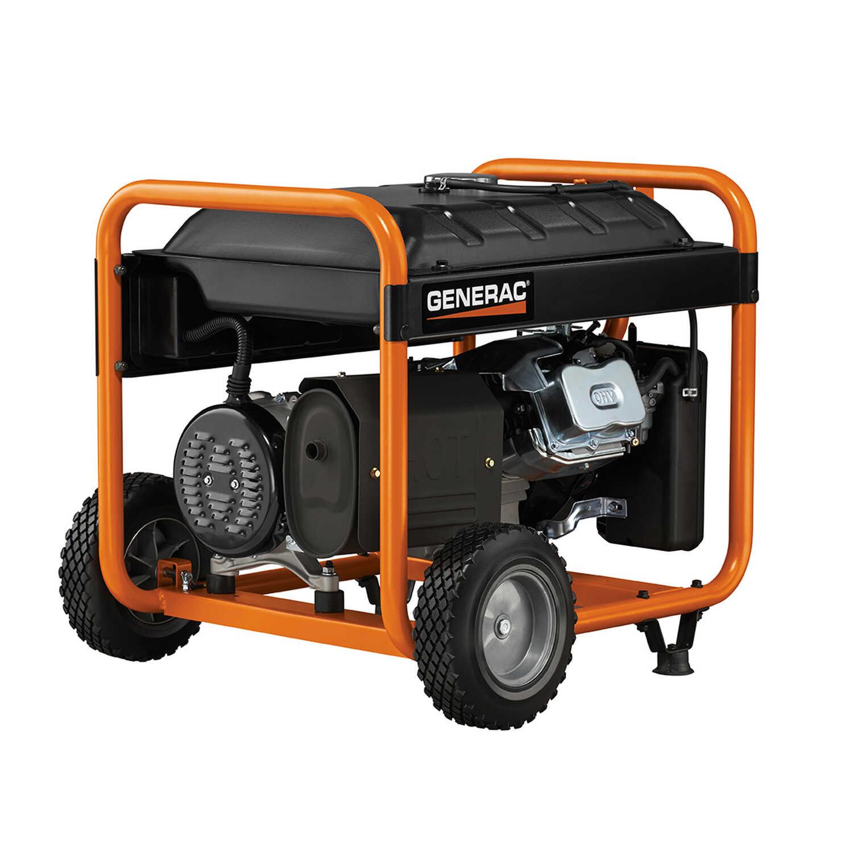 Generac 5500 watts Portable Generator - Ace Hardware
