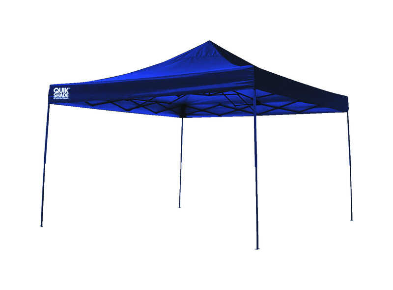official photos f123c b8b39 Quik Shade Polyester Weekender Canopy 12 ft. W x 12 ft. L ...