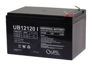 Universal Power Group  U12120  12 amps Lead Acid Battery