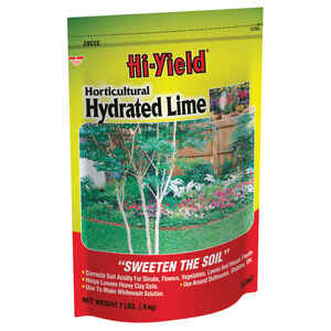 Hi-Yield  Hydrated Lime  60 sq. ft. 2