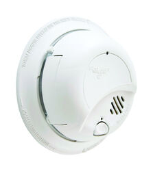 First Alert Hard-Wired w/Battery Back-up Ionization Smoke/Fire Detector