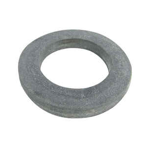 Danco  Rubber  1-7/8 inch  Dia. x 2-15/16 inch  Dia. Bath Shoe Gasket