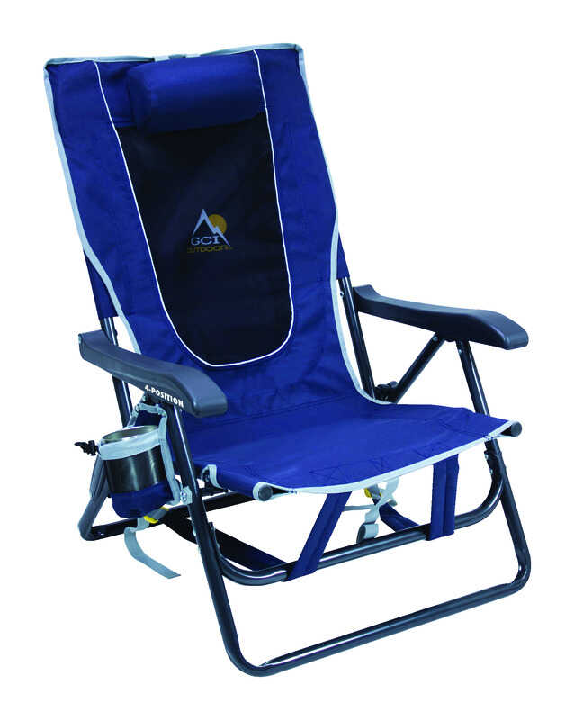 Gci Outdoor Backpack Hard Arm Folding Chair Ace Hardware