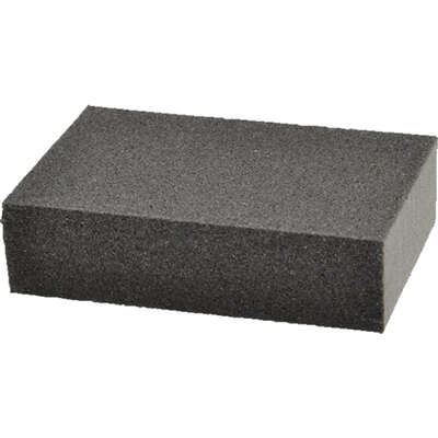 Full Circle  3-7/8 in. L x 2 3/4 in. W x 1 in.  Medium  Block  Sanding Sponge