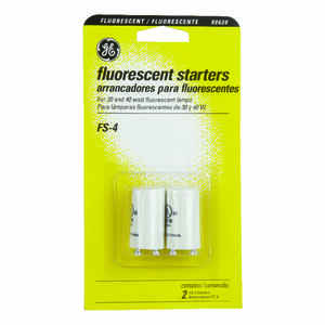 GE Lighting  FS-4  Starter  Fluorescent