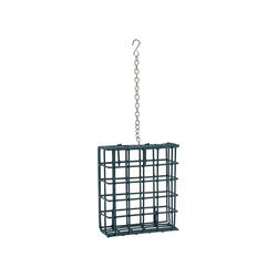 Woodlink  Wild Bird  Metal  Small  Suet Cage
