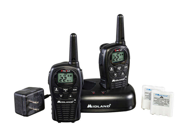 Midland  24 mi. Two-Way Radio