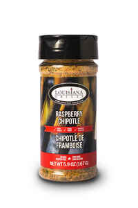 Louisiana Grills  Raspberry Chipotle  Seasoning Rub  5.9 oz.