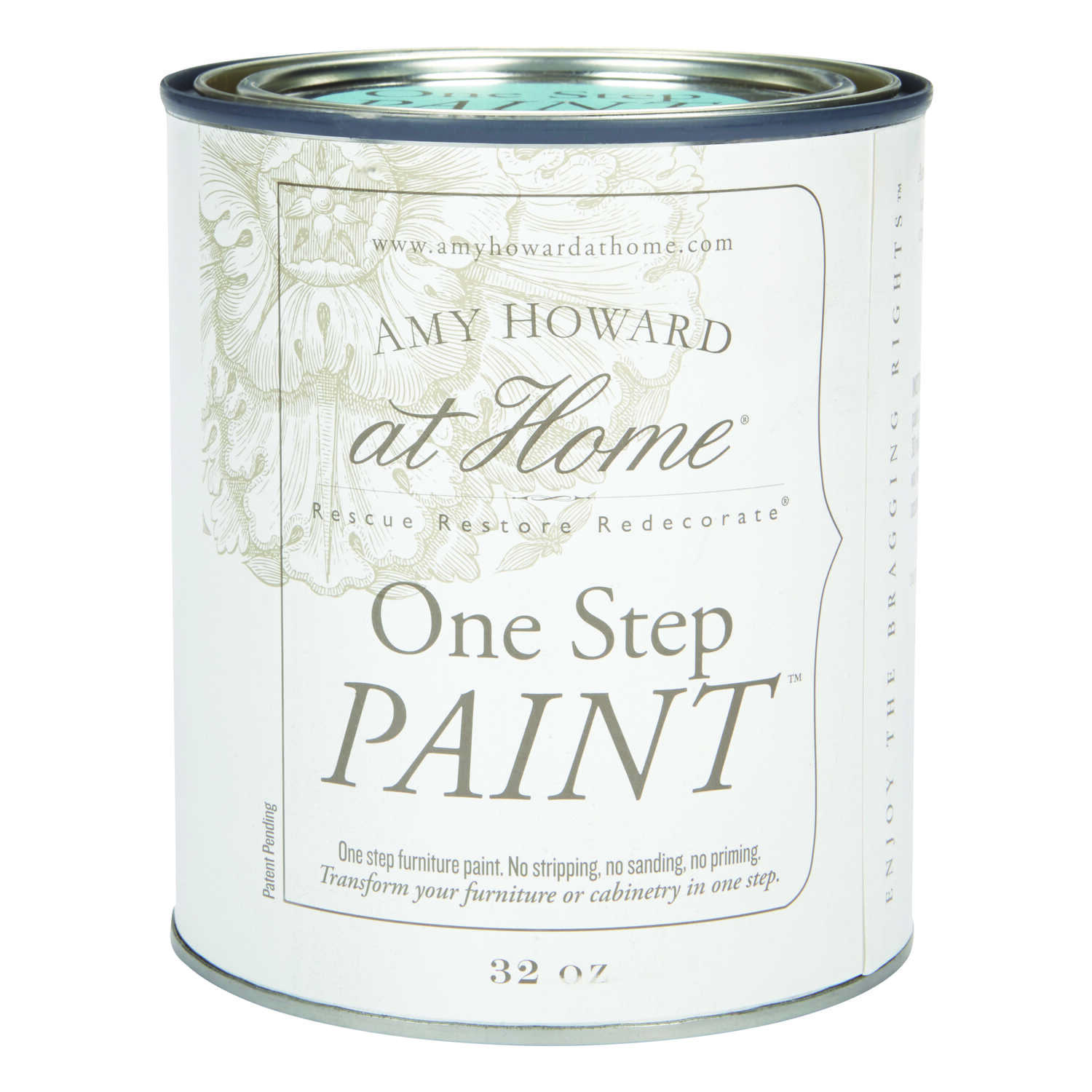 Amy Howard at Home  Latex  32 oz. Indian Summer  One Step Furniture Paint