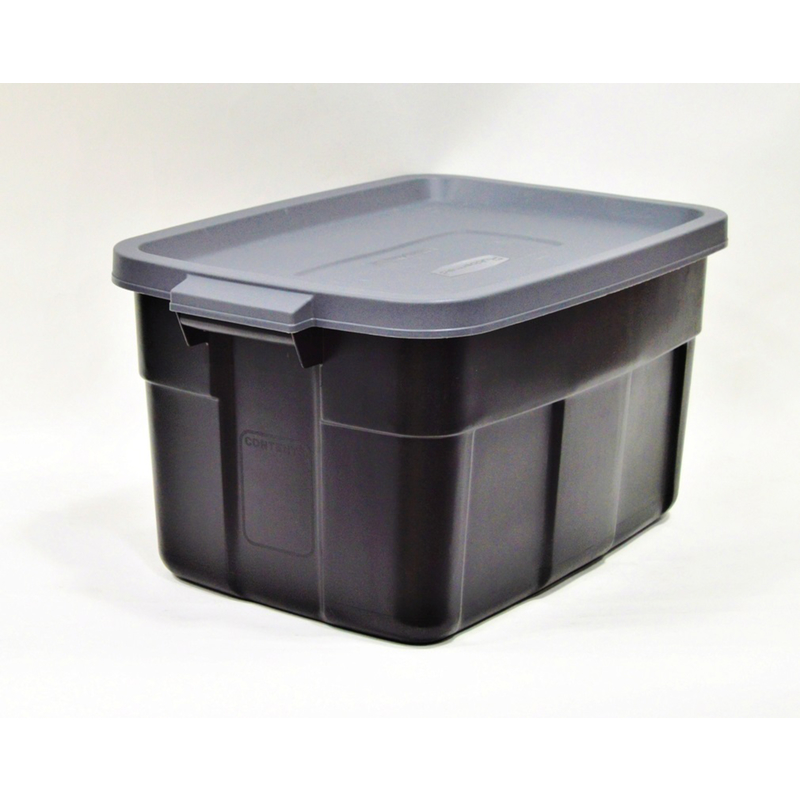 Rubbermaid Roughneck 16.7 In. H X 20.4 In. W X 32.3 In. D Stackable Storage  Box   Ace Hardware