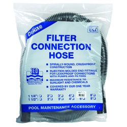 JED  Filter Connection Hose  1-1/4 in. H x 72 in. L