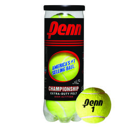 Penn  High Altitude  Tennis Balls  Recommended for all ages.