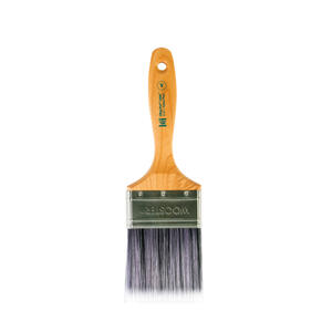 Wooster  Ultra/Pro  3 in. W Chiseled  Nylon  Paint Brush