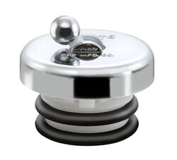 Flip-It Multi-Size Dia. Chrome Plated ABS Plastic Tub Stopper