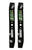 Ace 42 in. 3-in-1 Mower Blade For Lawn Tractors 2 pk