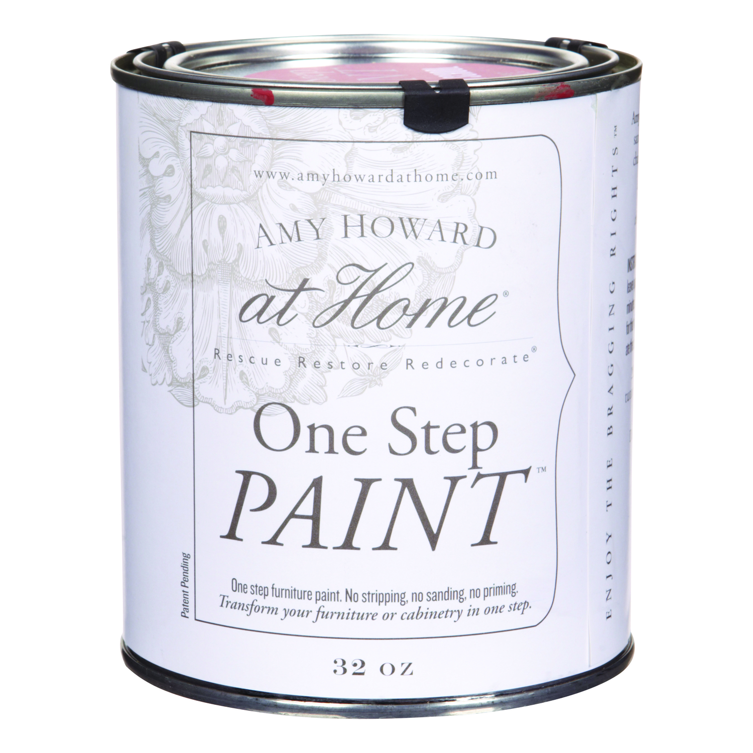 Amy Howard at Home  Flat Chalky Finish  Latex  One Step Paint  32 oz. Charm School